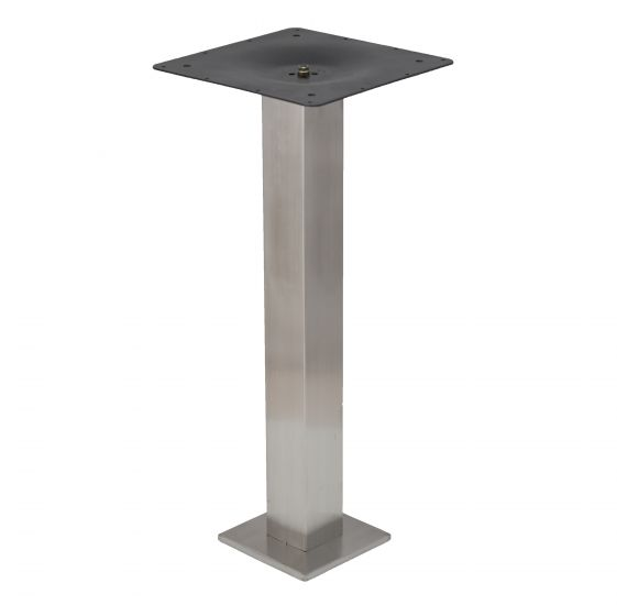 Square Eclipse Bolt Down - Dining Height