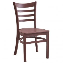 All-Weather Ladder Back Chair - Java