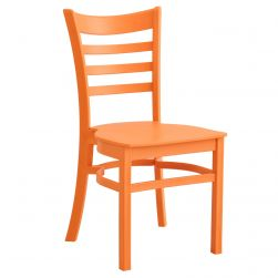 All-Weather Ladder Back Chair - Mango