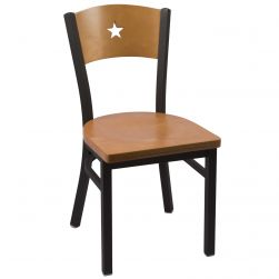 Metal Liberty Chair
