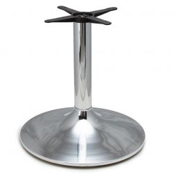 RWG30 - Chrome Table Base